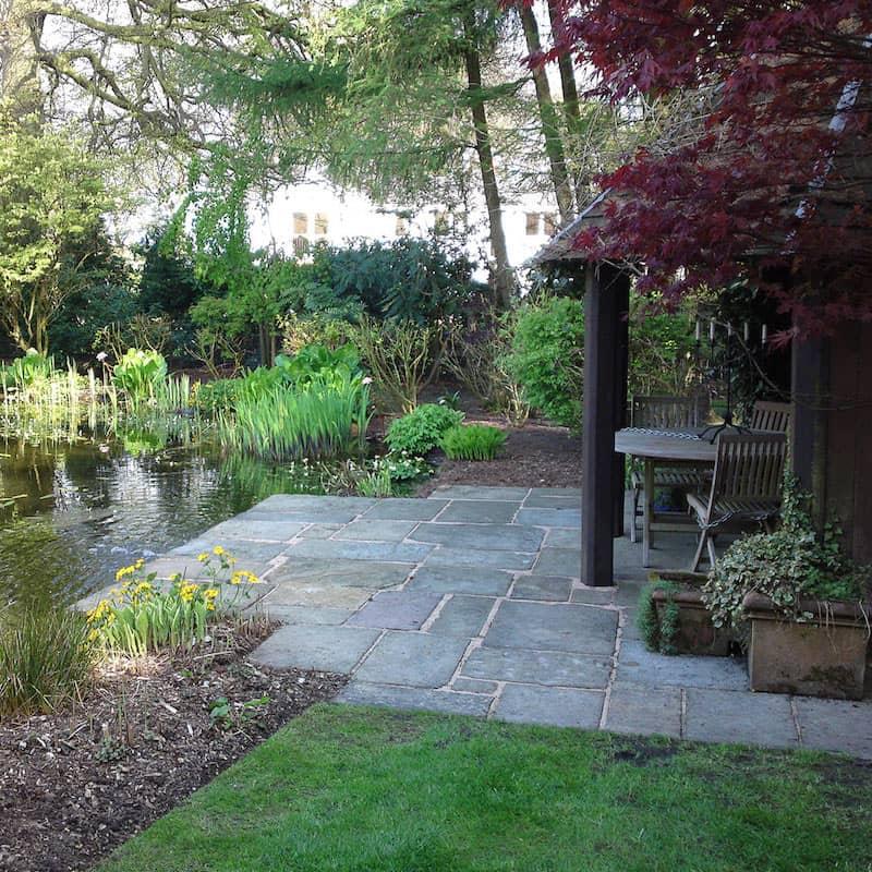 lake house garden ability garden company. Black Bedroom Furniture Sets. Home Design Ideas